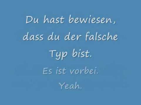 Anna David - Fick Dich with lyrics. ♥