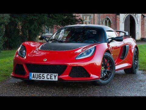 2016 Lotus Exige Sport 350 Review Rendered Price Specs Release Date