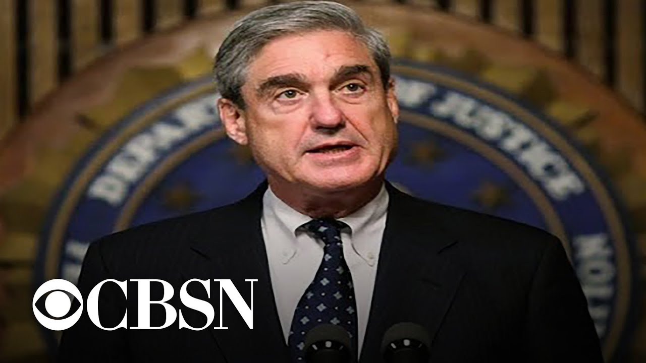 Special Counsel Robert Mueller's report expected soon