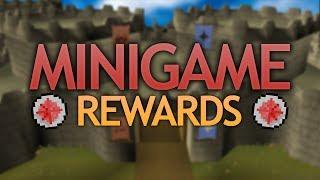 Best Minigame Rewards in OSRS