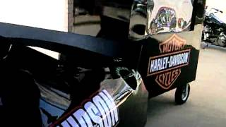 NASCAR SIMULATOR at Whiskey River H-D