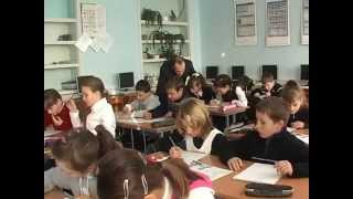 Урок образотворчого мистецтва 6 клас