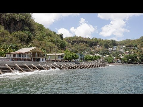 Layou,  On the  Waterfront (St.Vincent & the Grenadines)