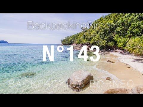 Im nächsten Paradies Sapi Island Borneo Malaysia / Weltreise Vlog / Backpacking #143