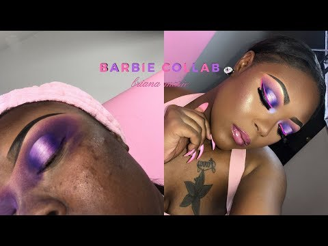Barbie Doll Transformation Makeup Look | Doll Gang #5 | Briana Marie