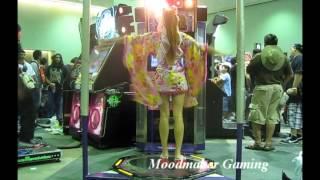 Anime Expo 2010 Day 1 - Para Para Paradise: Kimono Girl (Dance 5)