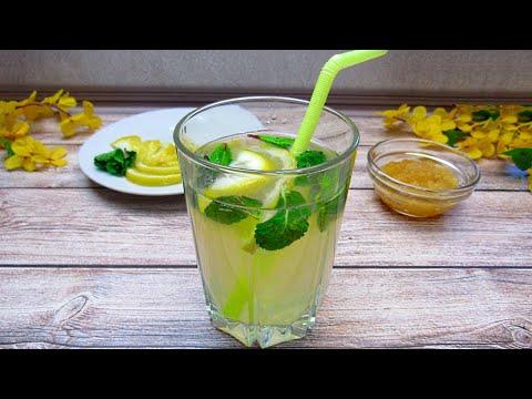 ДОМАШНИЙ ЛИМОНАД. Простой рецепт самого вкусного лимонада.