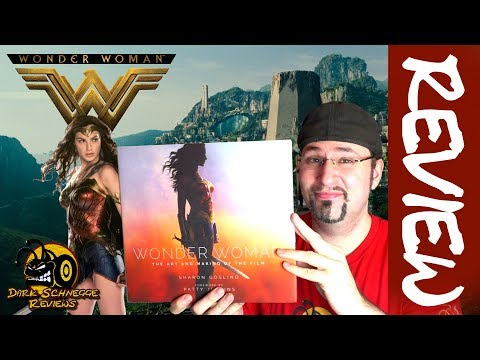 ✤WONDER WOMAN✤│The Art and Making of the Film Artbook Review [German/Deutsch]