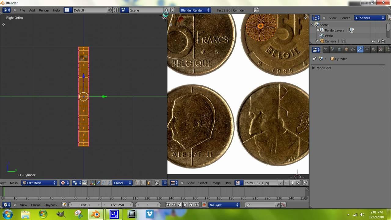 coin blender