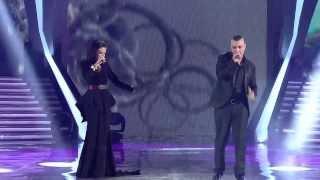 XHEJSI JORGAQI & ÇARTANI - VETEM KUJTOHU   Kenga Magjike 2013 ( Netet Finale - Pallati Koncerteve )