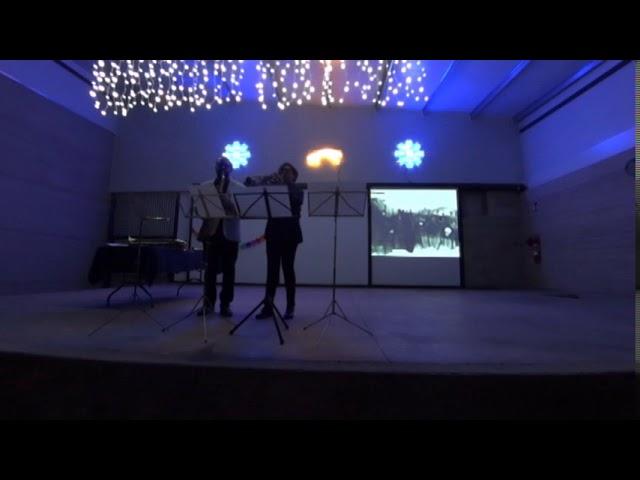 Concierto de Navidad'17 - Dúo Lisus (Lidia Muñoz, Jesús Núñez)