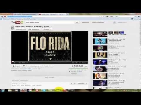 Wie kann ich Lieder von Youtube runterladen