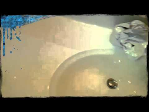 Bathroom Vanity Repair bathroom vanity repair and refinish - youtube