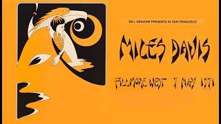 Miles Davis- May 7, 1971 Fillmore West, San Francisco