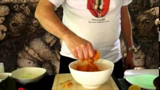 How to cook Sri Lankan Coconut Sambol