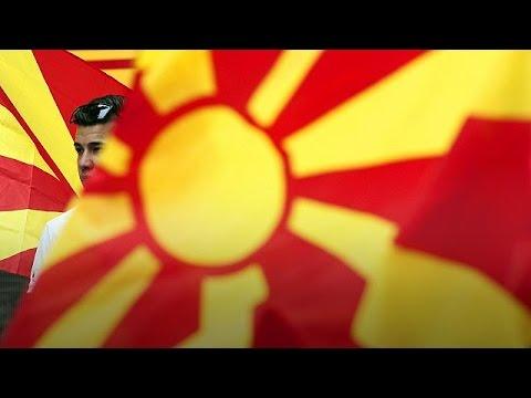 Macedónia: Kelet és Nyugat között