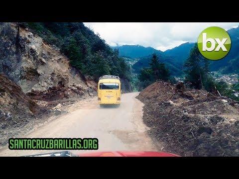 Se abre el paso en la carretera de San Pedro Soloma