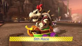 Mario Kart 8: All Tracks 150cc Speed Run in 1:56:58 (No Items - Hard CPU)
