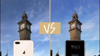 iPhone 8 Camera VS Galaxy S8 - Showdown!