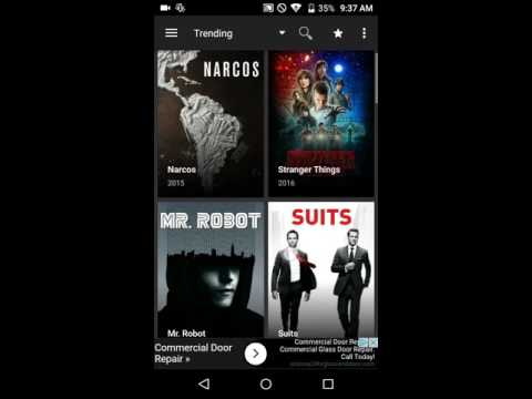 How to Download to Your MicroSD Card Within Terrarium TV App