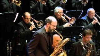 Millennium Jazz Orchestra - A Flower is a Lovesome Thing