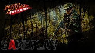Jagged Alliance: Back in Action Gameplay (PC/HD)
