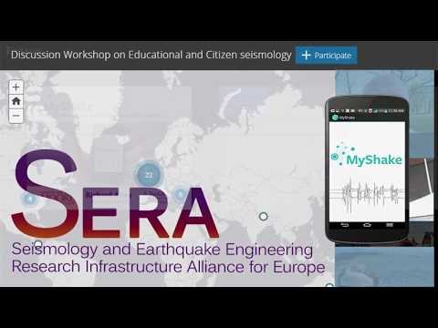 MyShake | Earthquake alerts from crowdsource sensing | #educitiseis2018