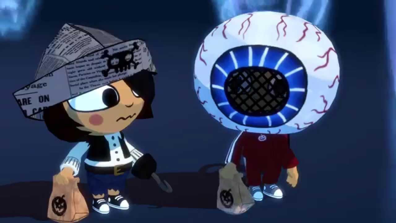 Costume Quest 2 (Linux) Part 1 - YouTube