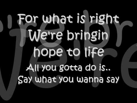 Faber Drive - You'll Make It - Lyrics