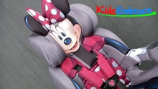 Minnie Mouse Toddler-Booster Children