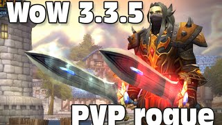 |WoW| Rogue PVP Ownage (3.3.5a)