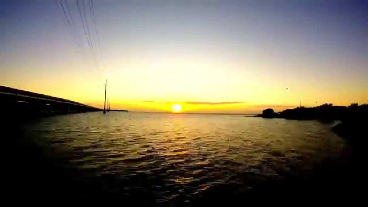 Sunrise at big pine key fishing lodge youtube for Big pine fishing lodge