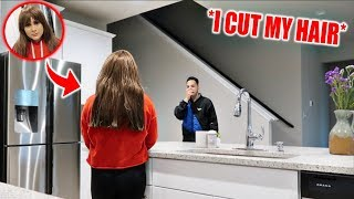 Download HAIRCUT PRANK ON BOYFRIEND!!! *GONE WRONG* Mp3 and Videos