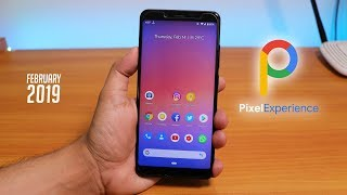Pixel Experience 9.0 Pie On Redmi Note 5 Pro    February 2019 Build