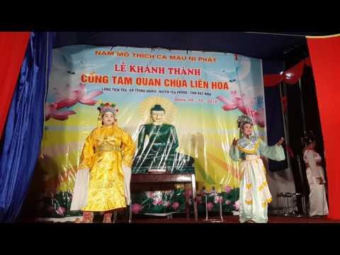 Khanh thanh cong Tam Quan thon Tien Tra 1