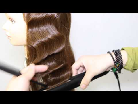 flatiron hair style2