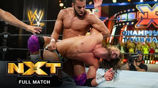 FULL MATCH - Seth Rollins vs. Jinder Mahal - NXT Title Match: NXT, August 29, 2012