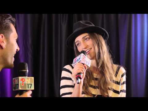 Sara Bareilles talks new album, social media addiction, & crying while performing