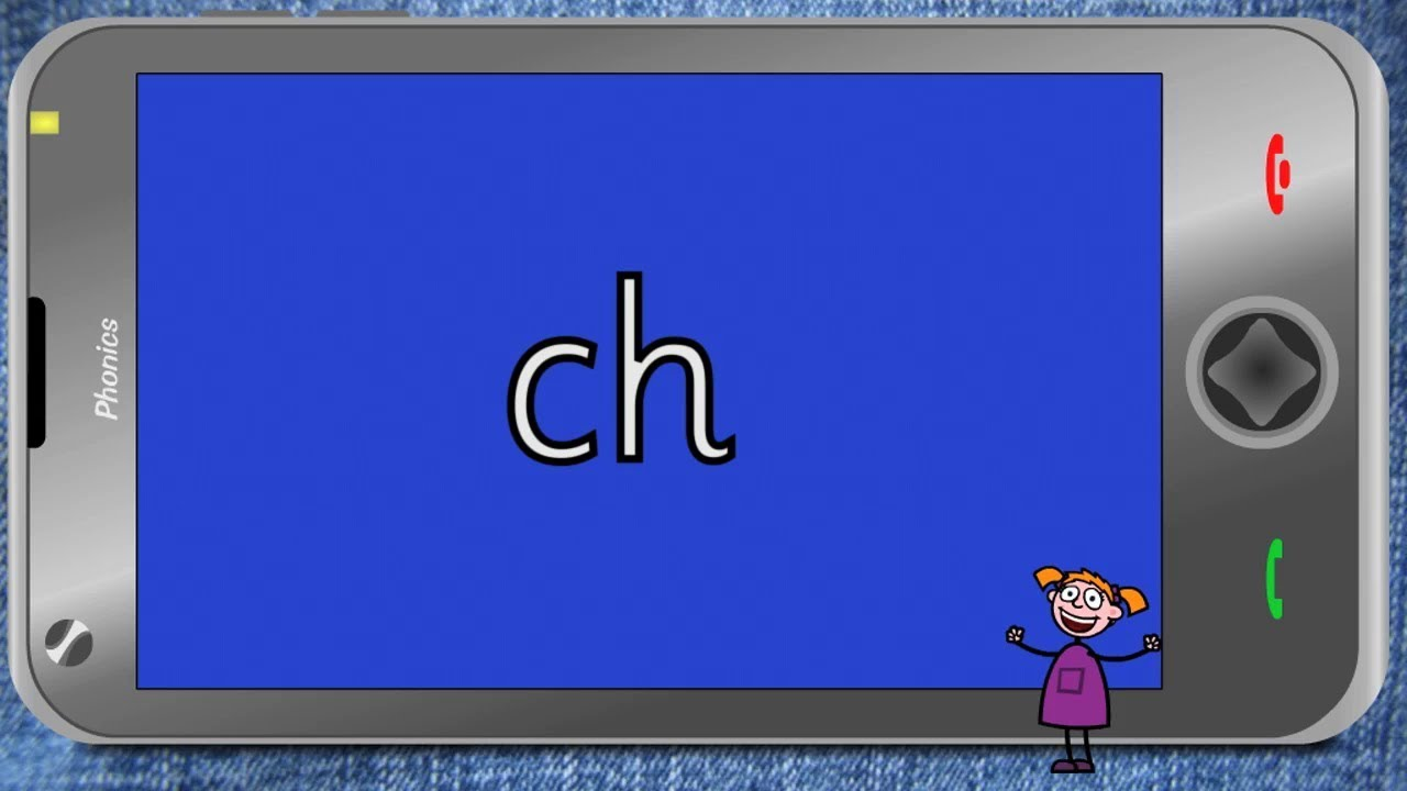 Phonics: Different ways to spell 'ch' [FREE RESOURCE] - YouTube