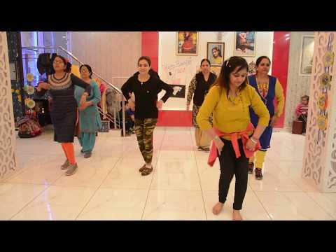 Phulkari | Kaur B | Bhangra | Latest Dance Video 2017 | Jazz Academy Performance