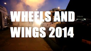 WHEELS AND WINGS 14