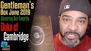 Gentleman's Box June 2019 👔 : #LGTV Review