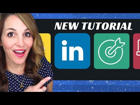 LinkedIn Tutorial For Beginners - How to Use LinkedIn In 2021 (10 EASY Tips!)