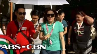 UKG: 'Huwag kang mangurakot': Duterte told incoming DOT chief