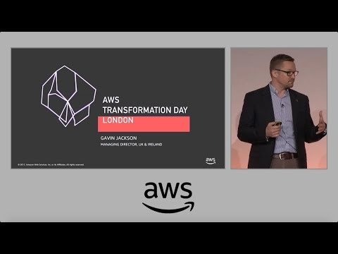 AWS Transformation Day London October 2017 - Keynote