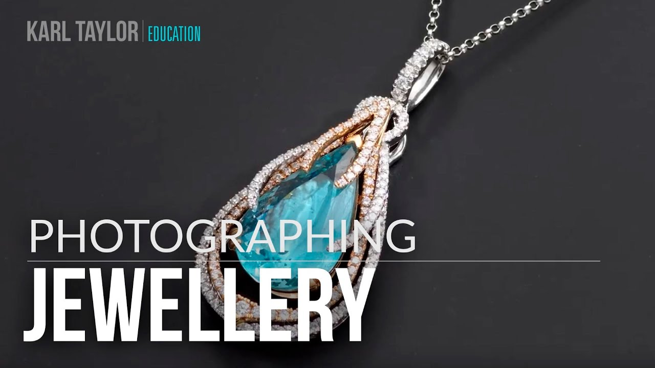 Product Photography: Commercial Jewellery Photography