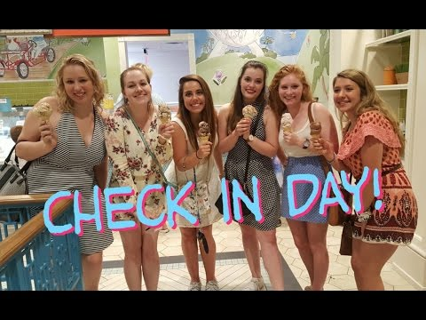 DCP Check In Day! Location Reveal Fall Advantage 2016