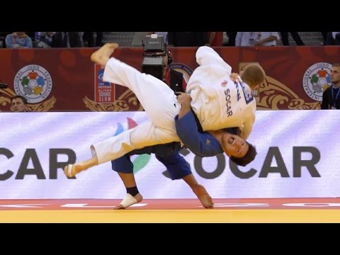 Judo For The World - Magazine BAKU GRAND SLAM 16