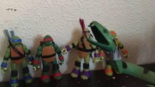 HOLIDAYS WITH SNAKE- Snake Talks About The Snake Vs Shredder Show