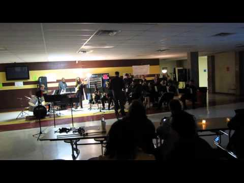 """Honk"" Riverdale High School Jazz Band 2013"